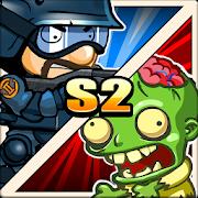 警察和僵尸2金幣版圖標