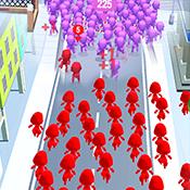 拥挤城市无限时间破解版图标