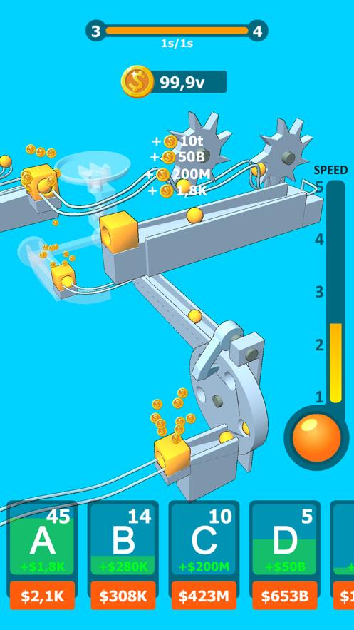 物理謎題放置游戲免廣告版宣傳圖片
