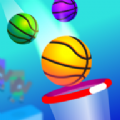 籃球競賽3D圖標