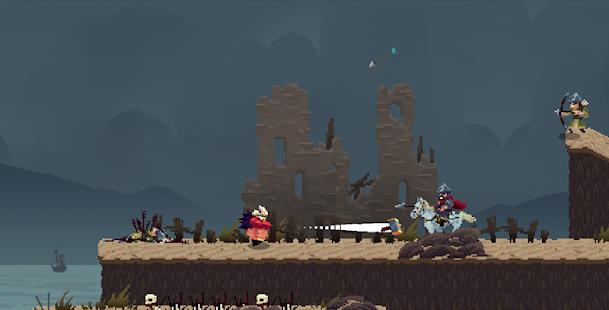 厄运之山狂战士破解版游戏截图
