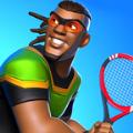 网球冲突破解版图标