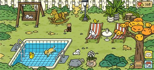萌宅物语无限金币版游戏截图