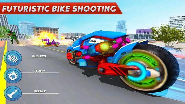 机械狗大战游戏汉化安卓版 v1.9宣传图片