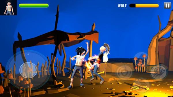 火柴人街区拳霸游戏安卓版 v1.0宣传图片
