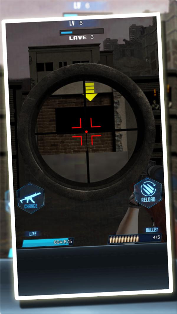幽灵部队游戏安卓版 v1.1宣传图片