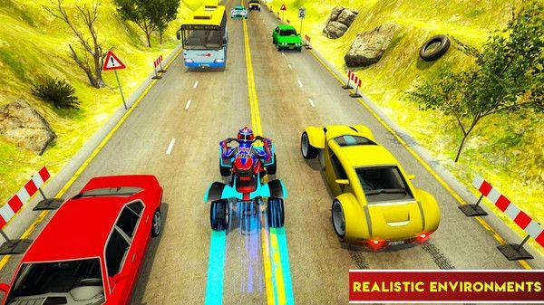 美国四轮车游戏汉化版照片1