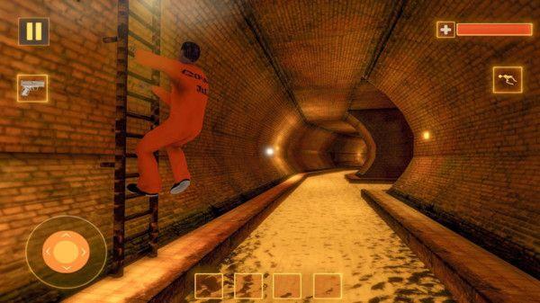 诡秘越狱模拟器安卓官方版 v1.4宣传图片