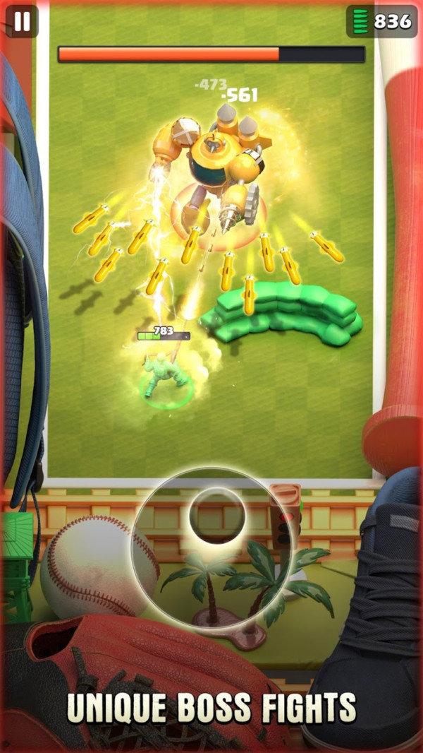 玩具兵大冒险游戏中文版 v1.6宣传图片
