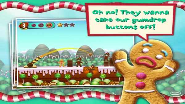 姜饼人战争模拟游戏中文版 v2.0.1宣传图片