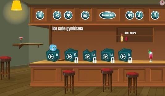 冰块大冒险游戏中文版 v1.0宣传图片