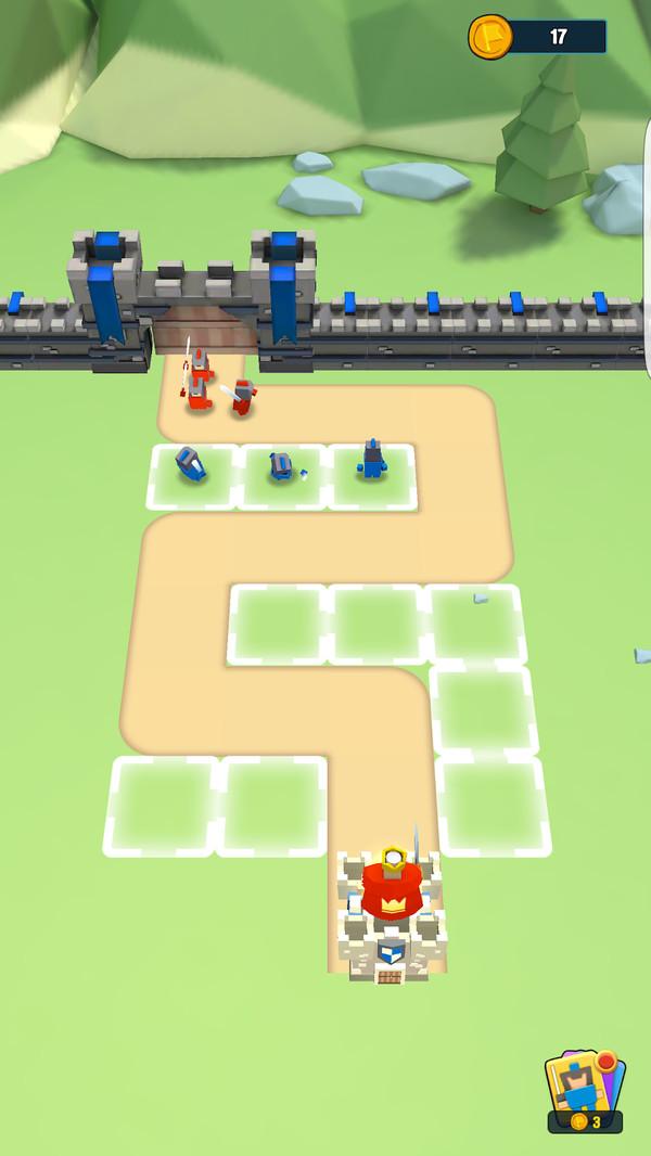 迷你战争王国守卫最新安卓版 v0.0.1游戏截图