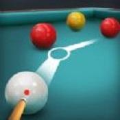 职业台球3球4球图标