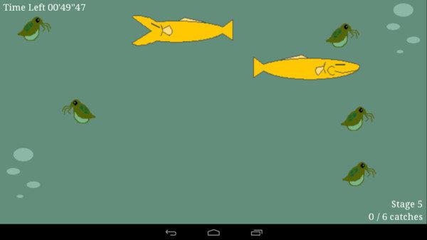 水生物模拟器游戏手机版 v1.0游戏截图