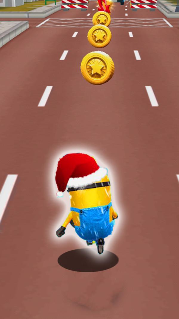 小黄人无尽跑酷游戏安卓版 v10游戏截图
