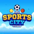 体育小镇大亨无限金币破解版(Idle Sports City Tycoon) v0.7.0图标