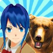 樱花动物校园模拟器6.2破解版图标