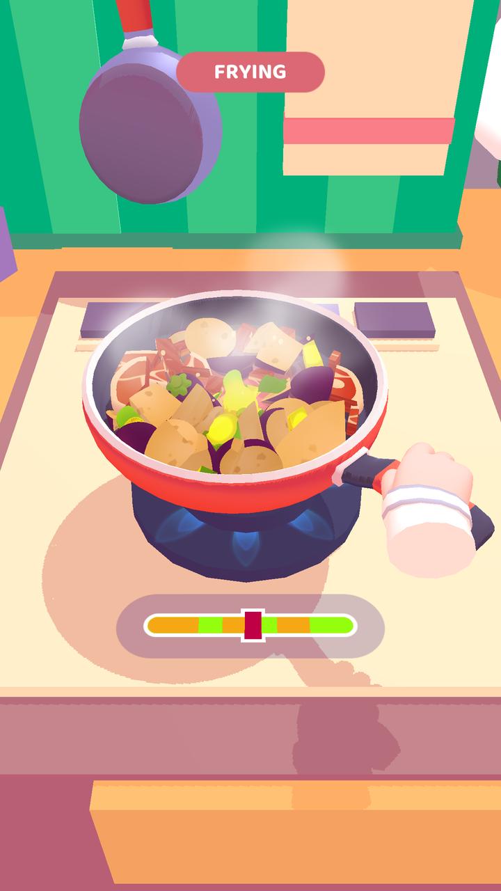 厨师无限金钱版游戏截图