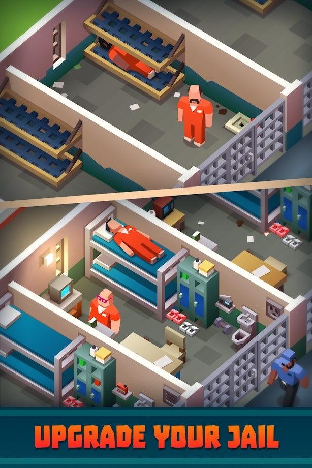 监狱帝国大亨破解版游戏截图