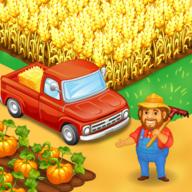 农场小镇无限金币版图标