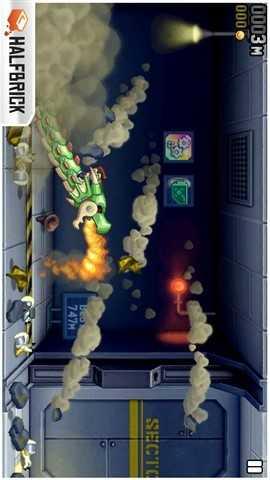 疯狂喷气机1.27.1破解版游戏截图
