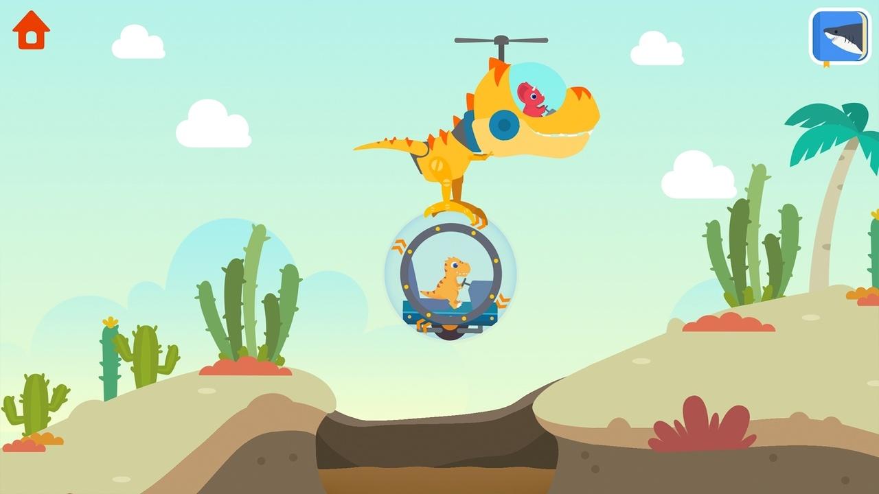 恐龙科考船破解版游戏截图