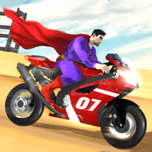超级英雄特技摩托2020图标