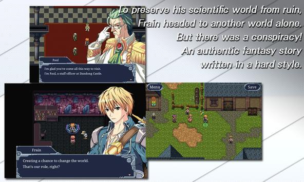 水晶之斧RPG游戏截图