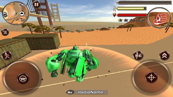 变形机器大战无限钻石版游戏截图