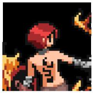像素翻转RPG图标
