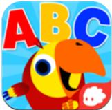 鹦鹉英语课堂app图标
