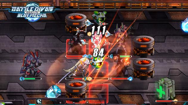 战斗天后杀戮机甲游戏截图