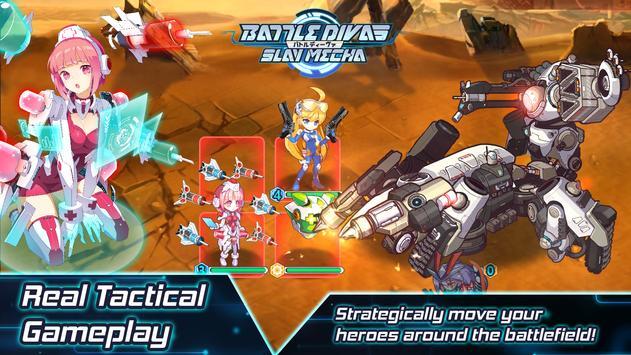 战斗天后杀戮机甲中文版游戏截图