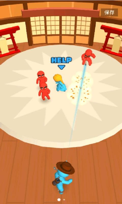 吊索射击无限弓箭武器版游戏截图