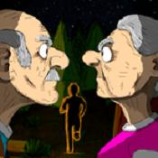 爷爷和奶奶两个夜猎人汉化版图标