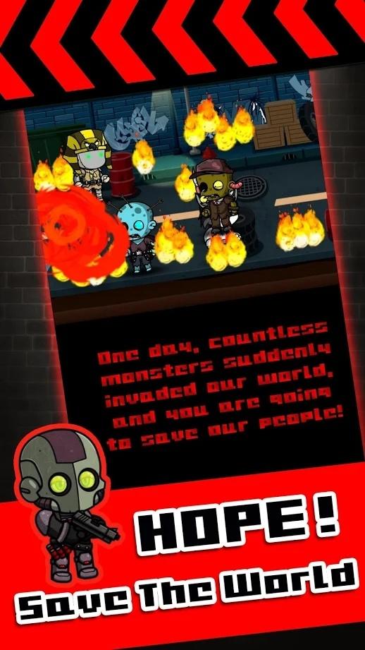僵尸必须死破解版游戏截图