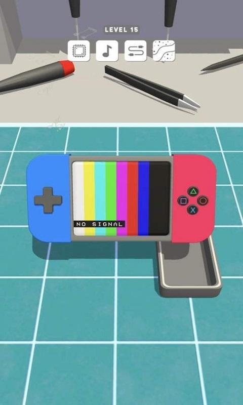数码修理大师3D破解版游戏截图