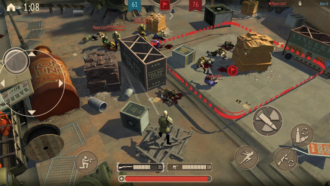 柴油兵二战破解版游戏截图