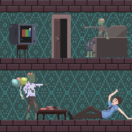 僵尸公寓图标