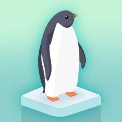 企鹅岛无限金币破解版图标