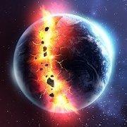 星球爆炸模拟器图标