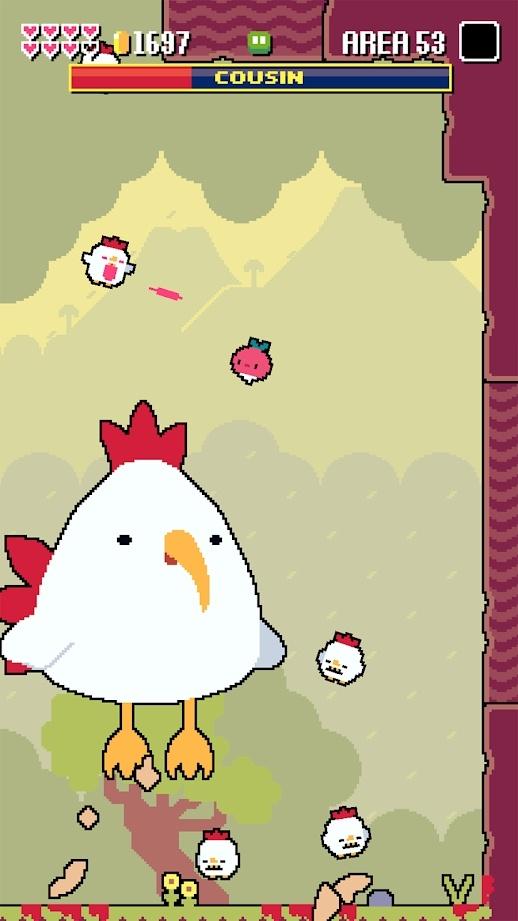 超级小鸡2破解版游戏截图