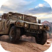 沙漠越野皮卡司机解锁车辆版图标