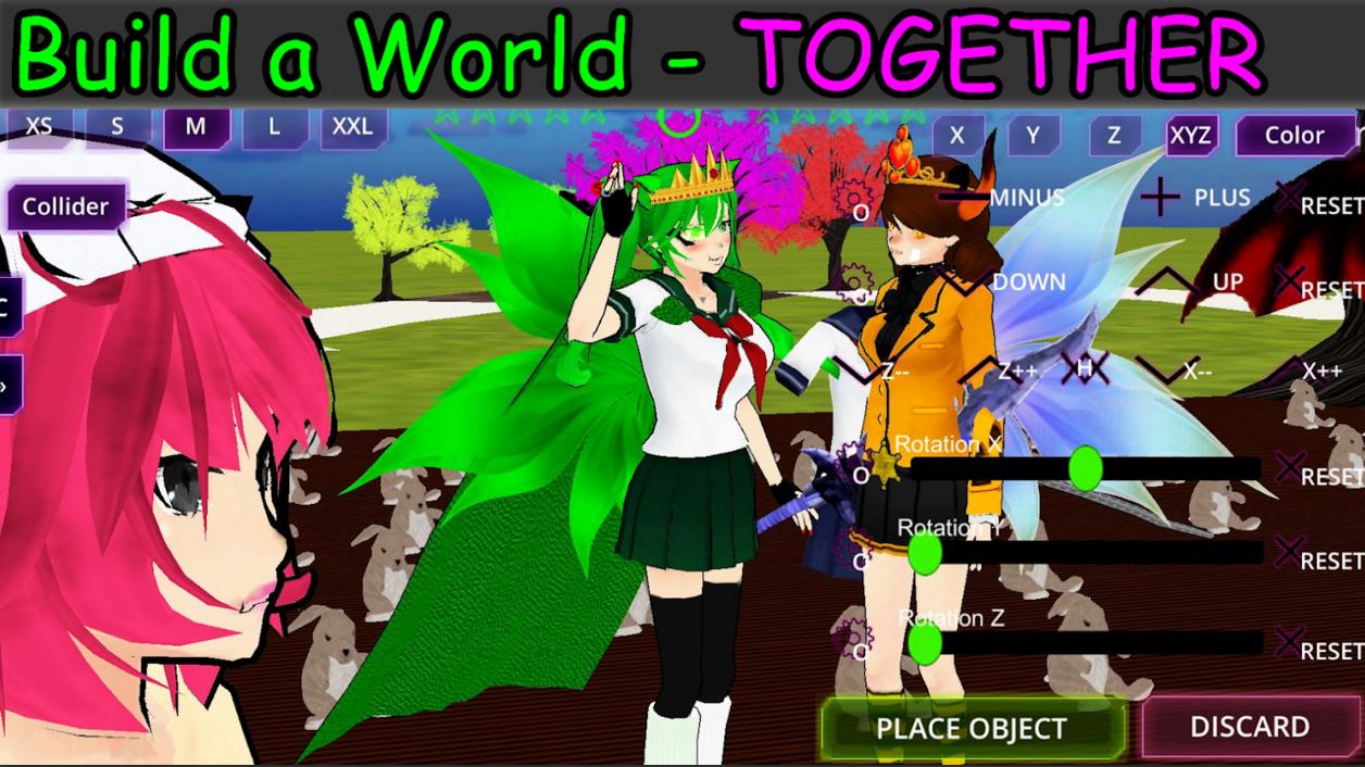 少女学园AI模拟器破解版游戏截图