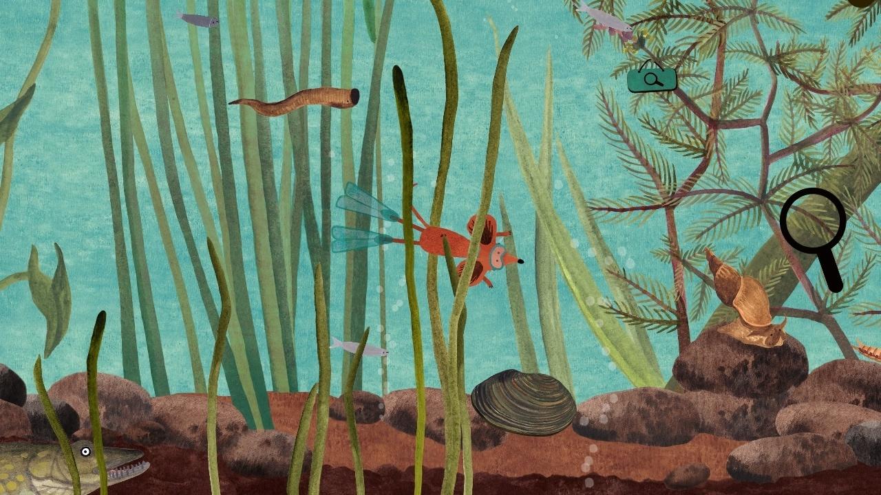 小棕鼠的自然生态百科游戏截图