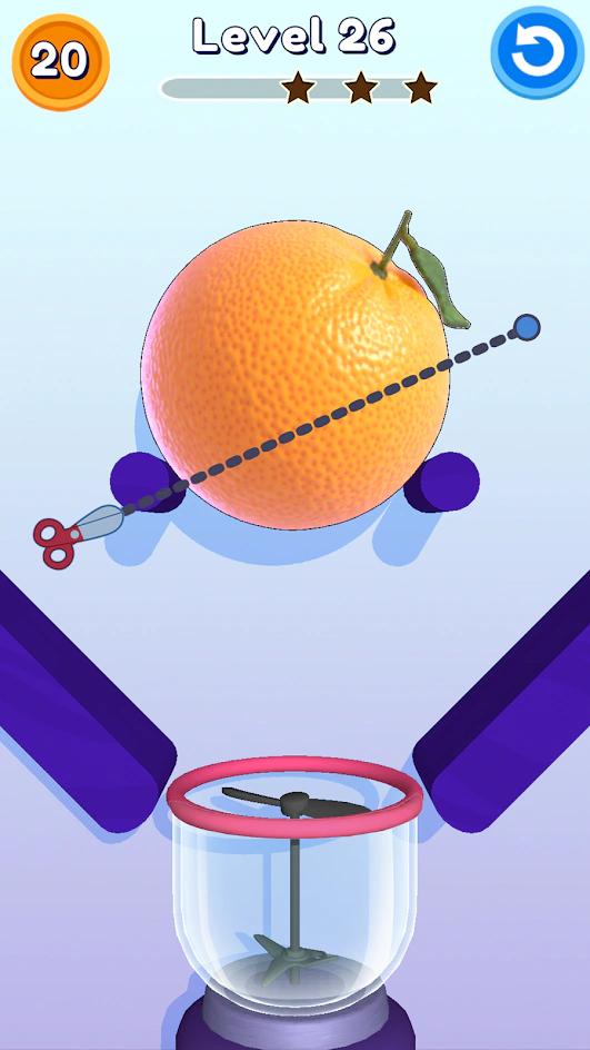 水果切片破解版游戏截图