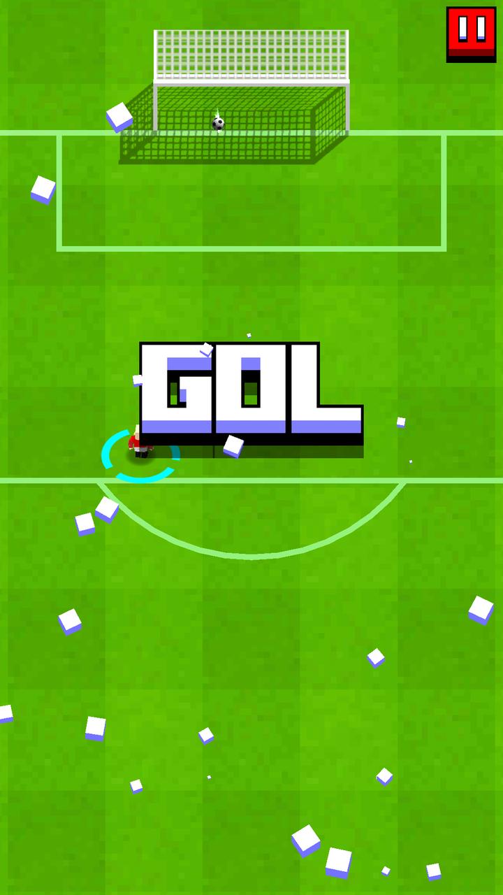 复古足球破解版游戏截图