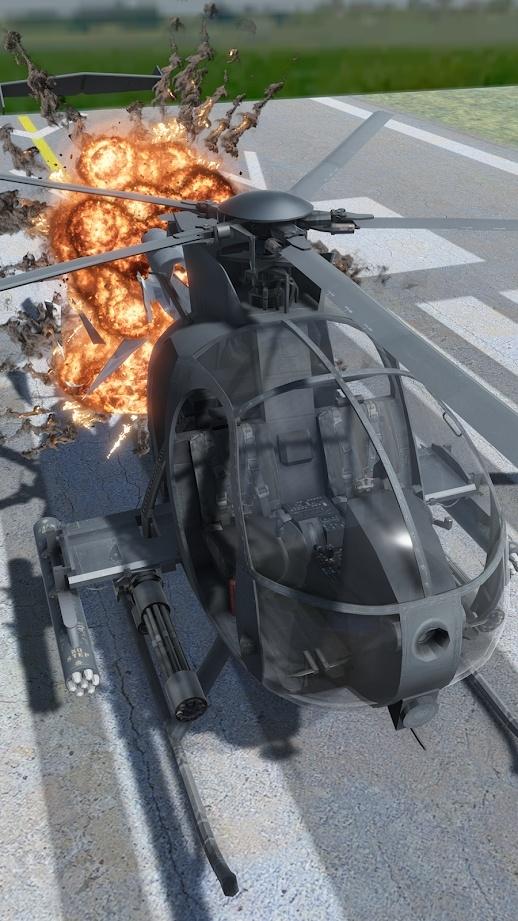 3D暴力拆卸破解版游戏截图