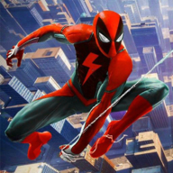 蜘蛛俠英雄拉斯維加斯犯罪模擬器圖標