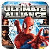 PSP漫画英雄终极联盟图标